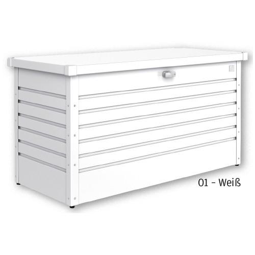 Aufbewahrungsbox-Freizeitbox - Weiß