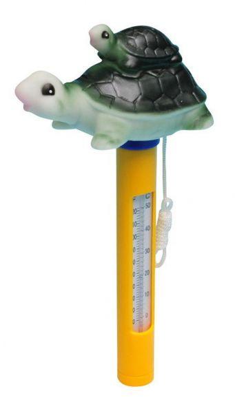 Pool Thermometer Schildkröte (Tiermotiv)