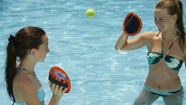 Ballspiel SCRATCH für den Pool von KERLIS®