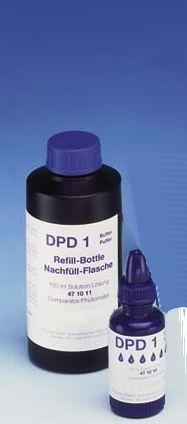 Reagenz DPD 1 Puffer-Lösung, blau (Lovibond)