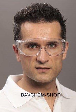 Schutzbrille CLARELLO farblos