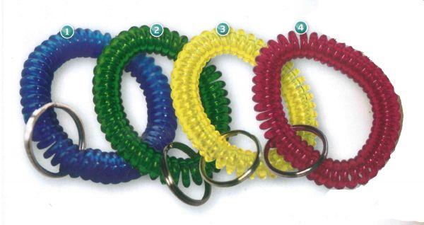 Spiral-Armband hochelastisch