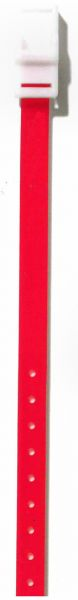 Kunststoffband mit Kunststoffverschluß 30cm