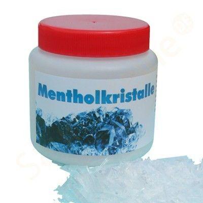 Mentholkristalle für Ihren Saunaaufguss