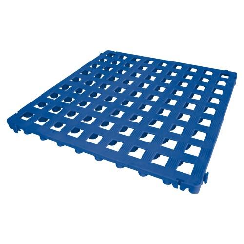 Bodenrost Clippy - Blau