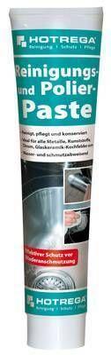 Reinigungs- u. Polier Paste 125ml Tube