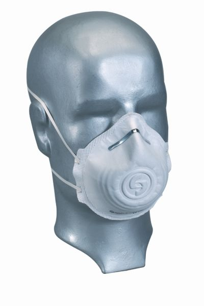 Mundschutz Feinstaub-Filtermaske MANDIL (12Stck)