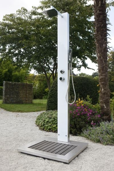 Gartendusche TOBAGO WPC von Ideal