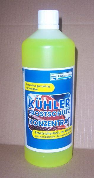 Frostschutzmittel - Konzentrat für KFZ